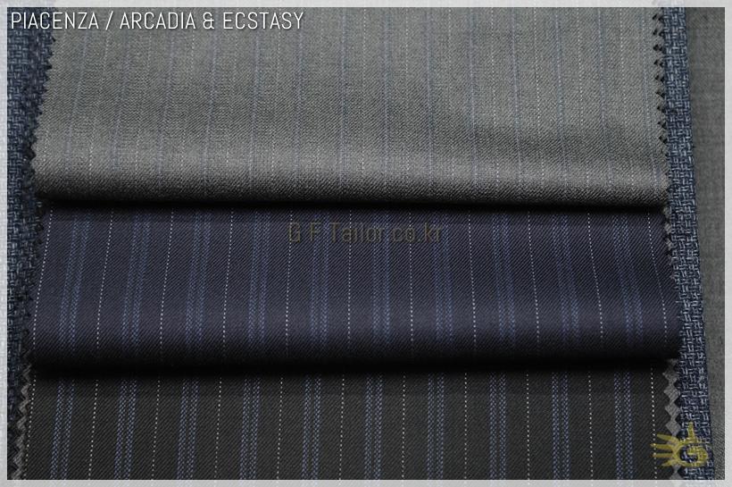 PIACENZA ECSTASY [ 215/235 gr ] 100% super 180's wool