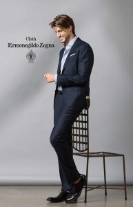 Ermenegildo Zegna ANTEPRIMA PRIMAVERA ESTATE 2017