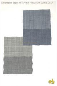 Ermenegildo Zegna 15 MILMIL 15 [ 220/230 g/mt ] 100% Superfine Australian Wool