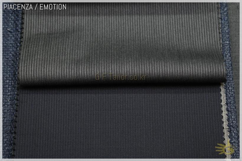 PIACENZA EMOTION [ 220/240 gr ] 85% Super 150's wool / 15% Silk 700