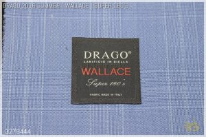 DRAGO WALLACE [ 220 /230 gr/mt ] 100% WV SUPER 180'S