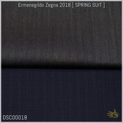 Ermenegildo Zegna Traveller [ 250 g/mt - oz 8 ] 100% Superfine Australian Wool